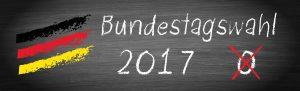 Bundestagswahl 2017, Wahl zum Bundestag, © DOC RABE Media/Fotolia